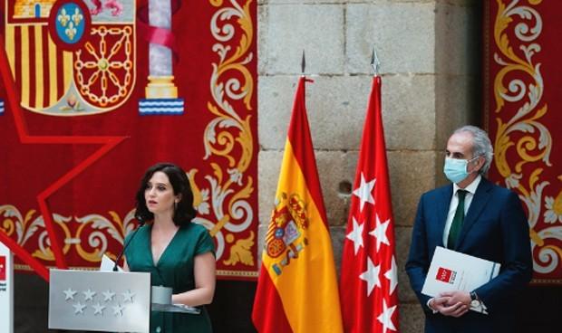 Ayuso sitúa a Escudero como número 2 en su lista de las elecciones del 4M