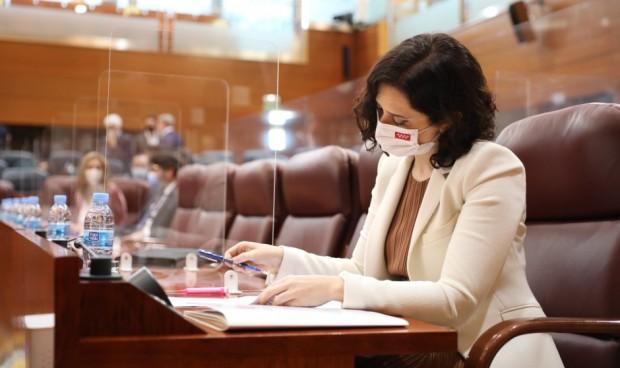 """Ayuso: """"El Gobierno solo destina 176 millones a Primaria; Madrid 200"""""""