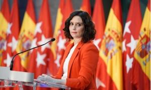 """Ayuso: """"España tiene un problema evidente de falta de médicos y enfermeros"""""""