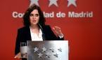 Ayuso ordena el cierre de Madrid solo durante los puentes de noviembre