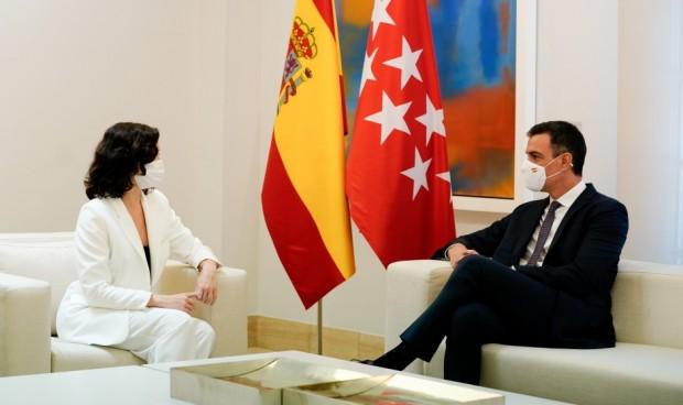 Ayuso pide a Sánchez la asignación de nuevos centros para CAR-T en Madrid