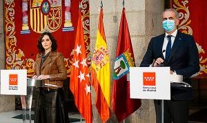 Ayuso vuelve a confiar en Ruiz Escudero como consejero de Sanidad