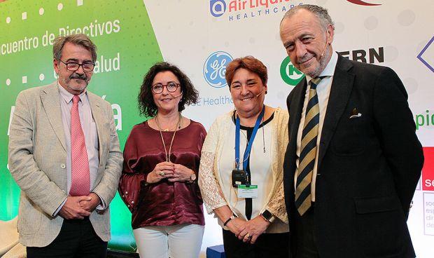 """Baena: """"Andalucía lleva a gala el trabajo de sus directivos sanitarios"""""""