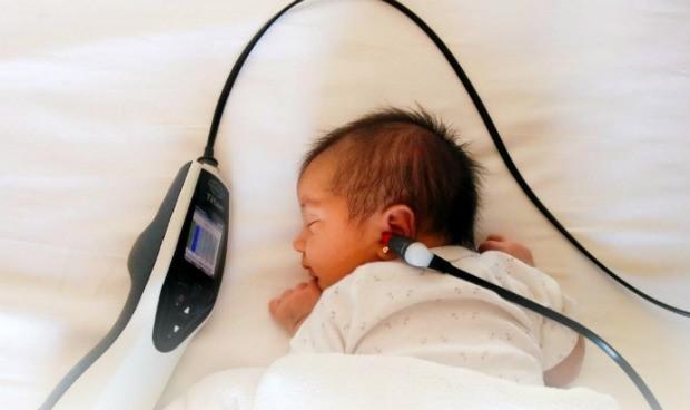 Baleares extiende el cribado auditivo de los neonatos hasta el 98%