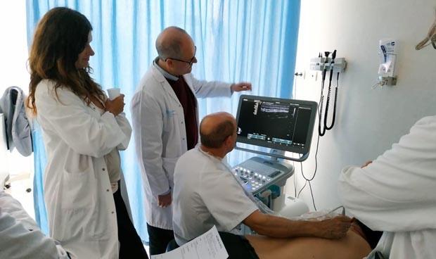 Baleares forma a sus médicos de Familia para poder hacer ecografías