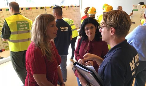 Baleares forma a sus médicos y enfermeras ante catástrofes múltiples