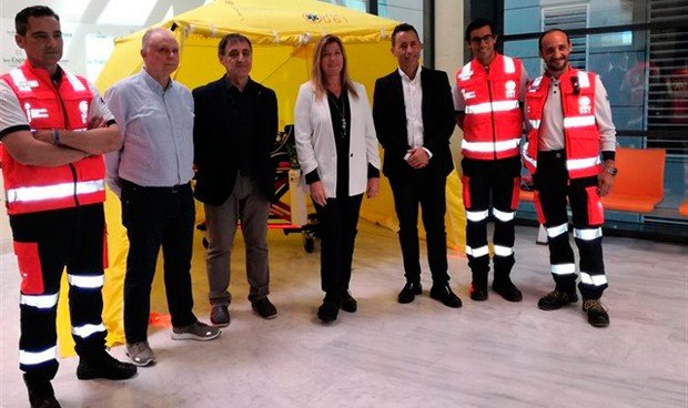 Baleares internaliza el transporte sanitario terrestre urgente