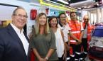 Baleares presenta su primera UVI móvil pediátrica con tecnología específica