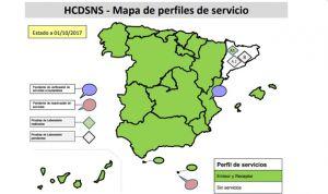 Baleares y La Rioja son las 'potencias' del SNS en historia clínica digital