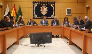 Baltar anuncia en Fuerteventura que las obras del General acabarán en marzo