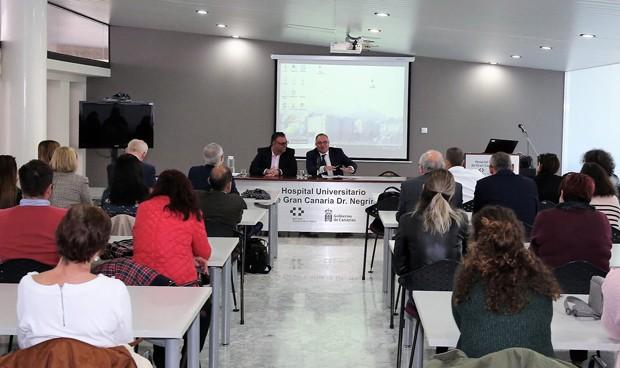 Baltar y Domínguez presiden la primera reunión de la Mesa de Pacientes
