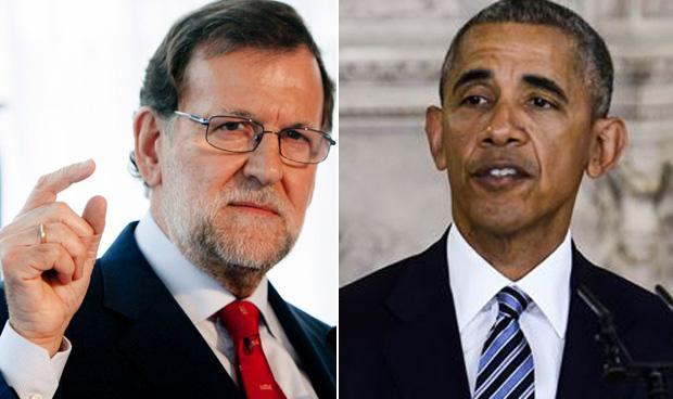 Mariano Rajoy y Barack Obama mantienen ocupados a los médicos