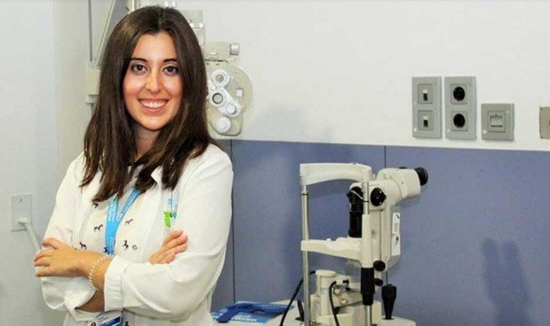 Bárbara Burgos (Clínico San Carlos), mejor MIR de quirúrgica de Madrid