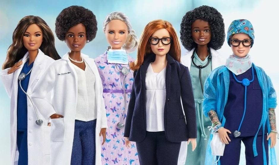 Barbie presenta sus muñecas sanitarias del Covid: precio y dónde comprarlas