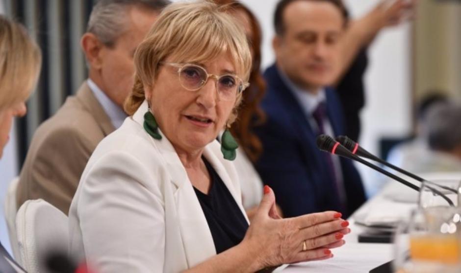 Barceló inicia el 'debate laboral' del personal sanitario investigador