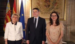 """Barceló promete """"dejarse la piel por la salud pública universal"""""""
