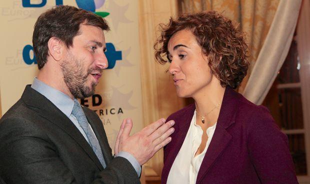 Barcelona se lanza sin Comín al asalto de la EMA en redes
