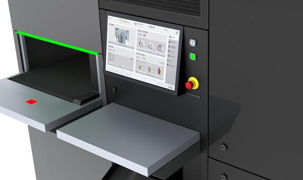 BD presenta su nuevo sistema automatizado de dispensación Rowa Vmax 210