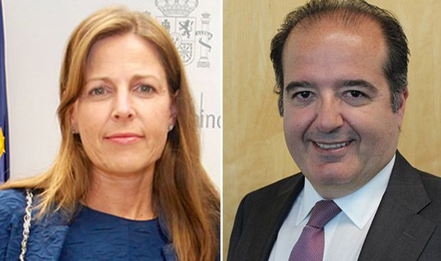 Beatriz Faro y Sergio Rodríguez