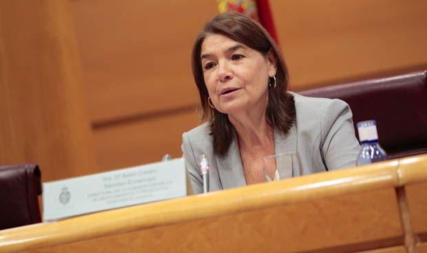 Belén Crespo, cesada como directora de la Agencia Española del Medicamento