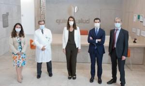 Quirónsalud hace 'marca España' con la protonterapia como reclamo europeo