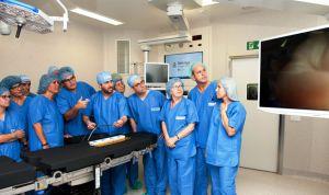 Bellvitge estrena siete quirófanos de alta tecnología para CMA