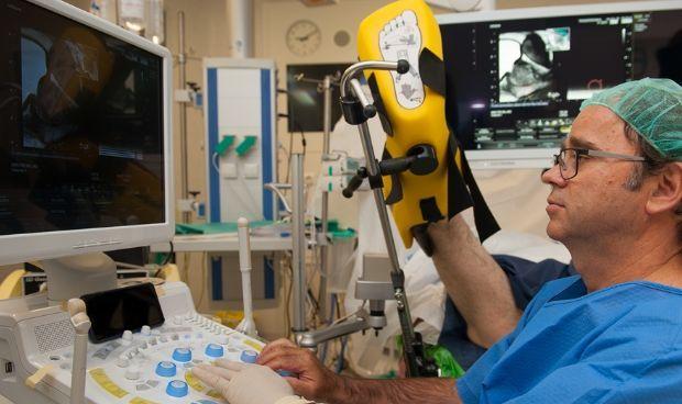 Bellvitge, pionero en utilizar la biopsia de fusión en cáncer de próstata