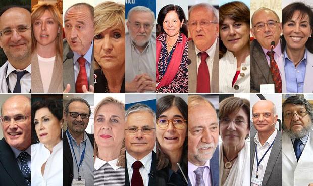 ¿Quiénes forman el Consejo Asesor de Carcedo? Paridad y sanidad pública