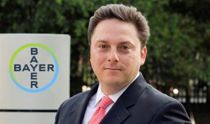 Bernardo Kanahuati sucede a Rainer Krause como CEO de Bayer en España