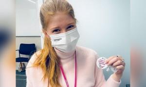 """Jennifer Gates, vacunada de Covid: """"No, no tengo a mi padre en el cerebro"""""""