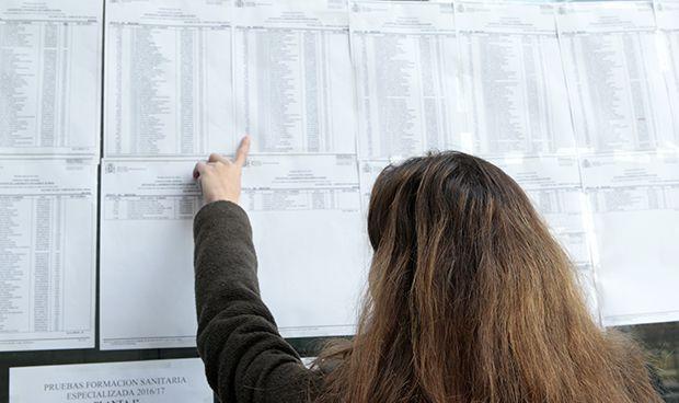 Biólogos, químicos y radiofísicos suman un total de 1.332 plazas admitidas