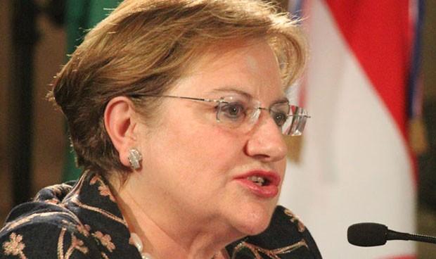 Blanca Fernández-Capel, directora de la Escuela Andaluza de Salud Pública