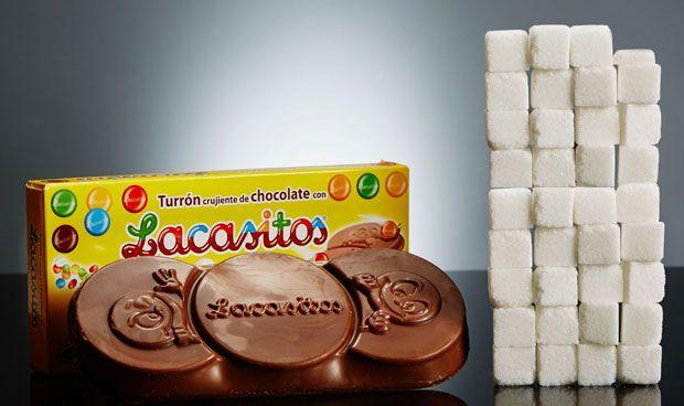 Blanca y dulce Navidad: este es todo el azúcar que tomarás en las fiestas