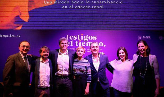 BMS lanza una campaña para dar visibilidad al cáncer renal