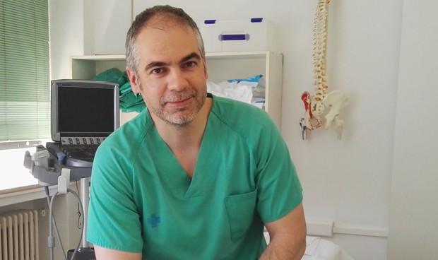 """Boada: """"El Colegio de Médicos de Tarragona está muy alejado de la realidad"""""""