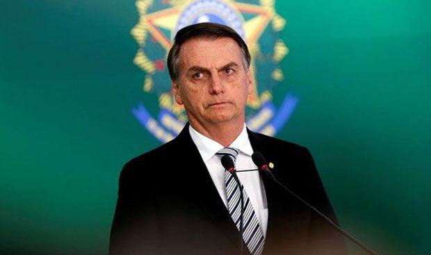 El presidente brasileño Jair Bolsonaro da positivo por Covid-19