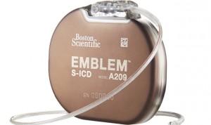 Boston recibe el marcado CE para su desfibrilador subcutáneo