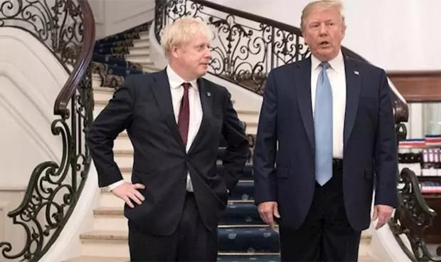 """Brexit: EEUU garantiza que no se """"entrometerá"""" en la sanidad británica"""