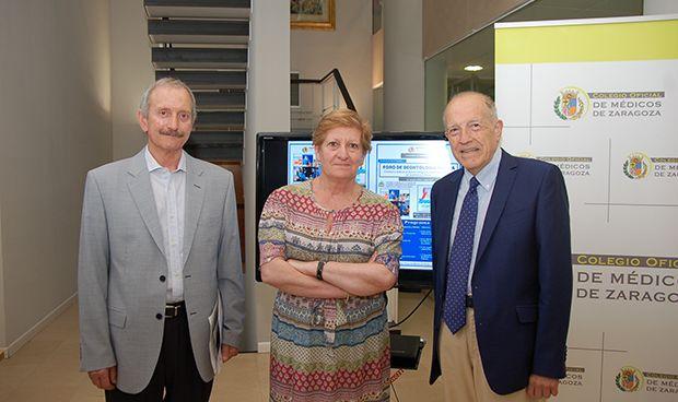Broche de oro para el foro deontológico del Colegio de Médicos de Zaragoza