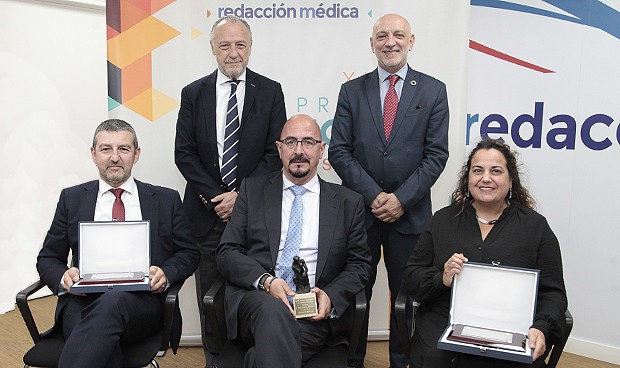 Bueno, Esquerda y Lorenzo, accésits del XVIII Premio Reflexiones