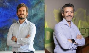 Bupa: Carlos Jaureguizar, CEO Global UK, y Antonio Cantó, gerente en Chile