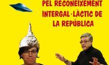 Burlas y 'carteles electorales' para la CUP más magufa