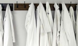 C. difficile resiste el desinfectante del hospital y se mantiene en la bata