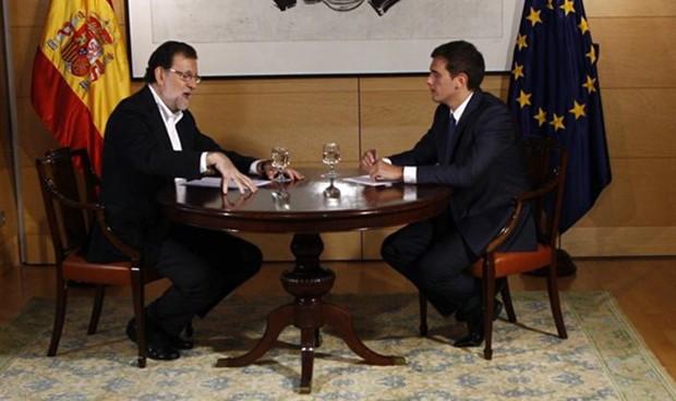 C`s quiere incluir la sanidad en la negociación por la investidura de Rajoy