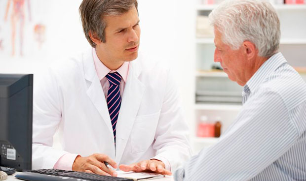 Caen un 42% los tratados de cáncer de próstata por dudas en el diagnóstico