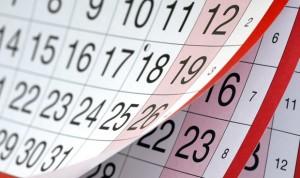 Calendario laboral 2020: festivos nacionales y por servicios de salud