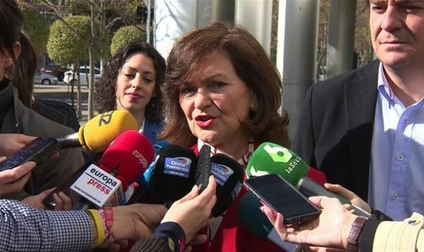 "Calvo califica de ""preocupante"" identificar médicos de Violencia de Género"