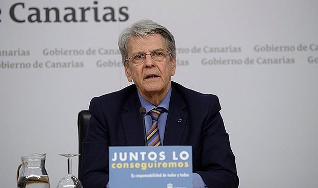 Canarias oficializa a Julio Pérez como nuevo consejero de Sanidad