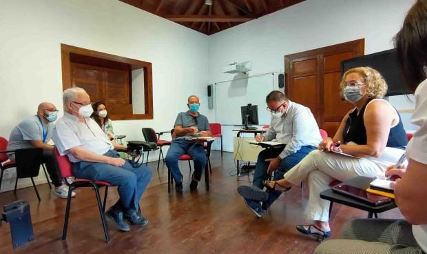 Canarias pone en marcha una Estrategia de Actuación Inmediata para La Palma