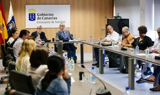 Canarias recopila propuestas para su estrategia de cuidados paliativos